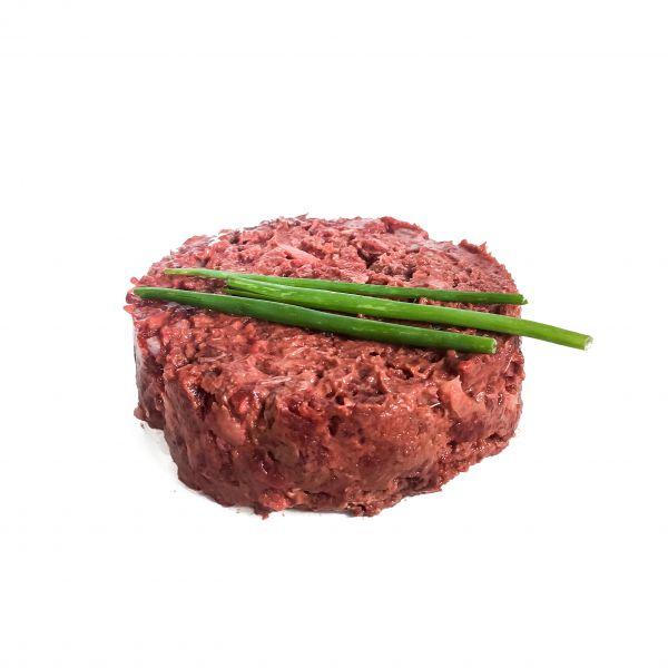 Pferdefleisch mit Knochen (gewolft)